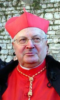 Cardinal Angelo Sodano