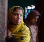 Hindu refugees at Delhi