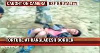 BSF brutality!