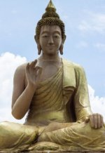 Lord Buddha in Thailand