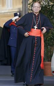 Cardinal Oswald Gracias is the de facto head of the Catholic Church in India.