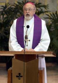 Former Archbishop Weakland of Milwaukee