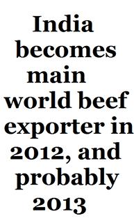 India Beef Exporter
