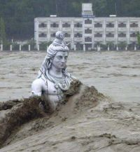 Ganga at Rishikesh