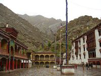Hemis Gompa in Ladakh
