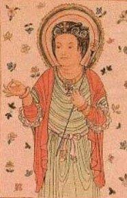 Mongolian Nestorian Bishop