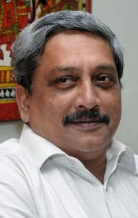 Chief Minister of Goa Manohar Parrikar