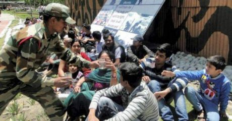 Indian Army is the only source of help in Uttarkhand.