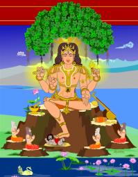 Adhi Guru Dakshinamurthy