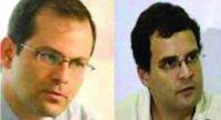 Ottavio's financer son Massimo and Rahul Gandhi grew up together.