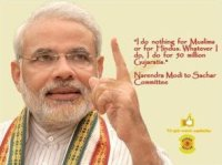 Gujarat CM Narendra Modi