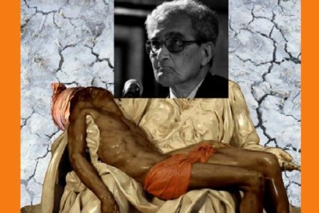 Amartya Sen Collage