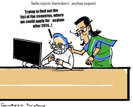 Sonia-G & Manmohan Singh seek asylum abroad after 2014 elections.