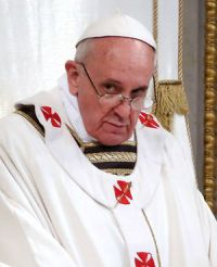 """Pope Francis """"the Humble"""""""