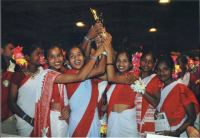 Jharkhand tribal girls win football cup in Spain
