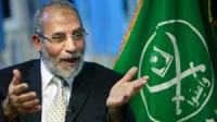 Mohammed Badie is the Supreme Guide of the Muslim Brotherhood
