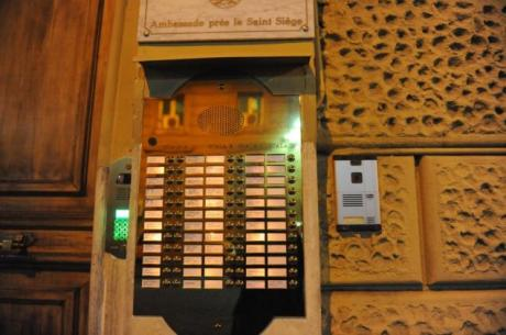 Vatican-owned gay club building in Rome.