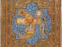 Brahma, Vishnu, and Shiva within an Om