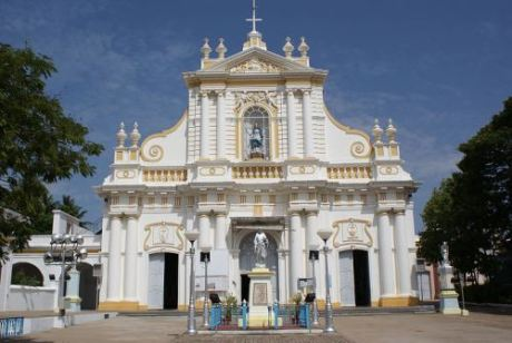 Immaculate Conception Cathedral, Puducherry