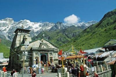 Kedarnath Temple opens Sept. 11, 2013
