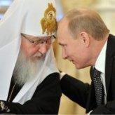Patriarch Kirill & Dictator Putin