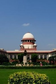 Supreme Court of India in New Delhi