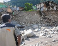 World Vision missionary in Uttarakhand