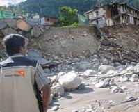 World Vision missionary in Uttarakhand