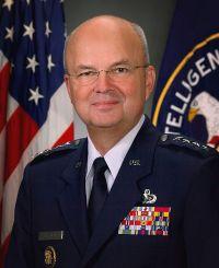 General Michael Hayden, former head of the CIA