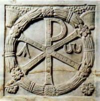 Chi Rho: Monogram of Christ