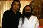 Rahul & Sri Sri Ravi Shankar