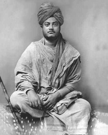 Swami Vivekananda in Jaipur