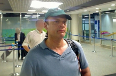David Coleman Headley born Daood Sayed Gilani