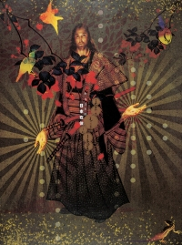 Japanese image of Jesus