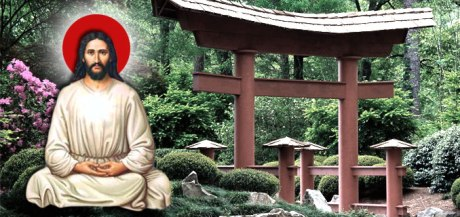 Jesus in Japan