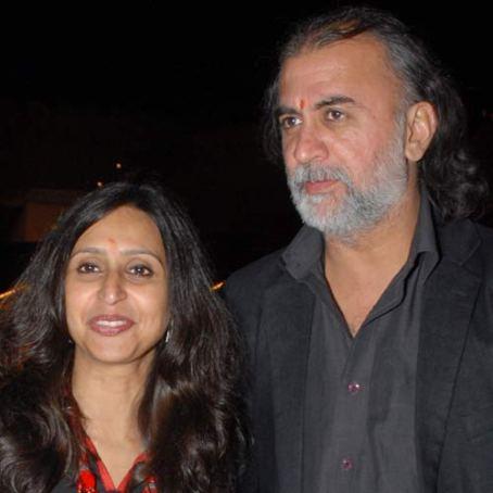 Tarun Tajpal & Shoma Chaudhury