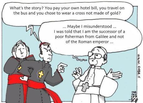 Francis as Pontifex Maximus