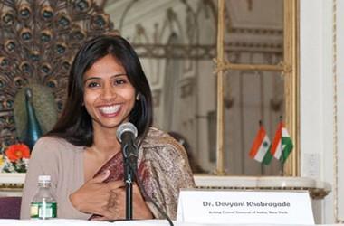 Indian Consul Devyani Khobragade