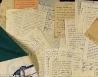 Gandhi's Letters. CLICK IMAGE TO ENLARGE