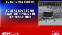 Minority Appeasement: Haj subsidy is unconstitutional!