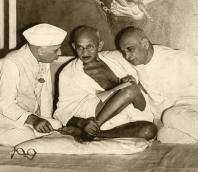 Nehru, Gandhi & Patel