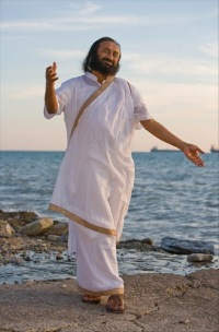 Sri Sri Ravishankar: Boy oh boy!