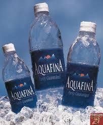 Pepsico's Aquafina Bottled Water