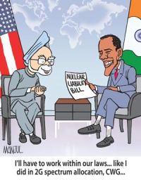 U.S.–India Civil Nuclear Agreement