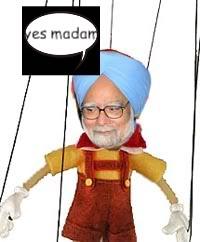 Manmohan Singh, India's Puppet Prime Minister
