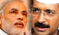 Is the 2014 general election a contest between Modi and Kejriwal?