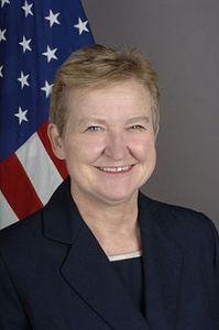 US Ambassador to India Nancy Jo Powell