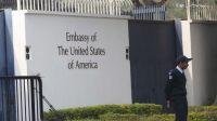 US Embassy, Chanakyapuri, New Delhi