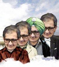 Prof Amartya Sen