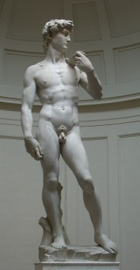 David by Michelangelo